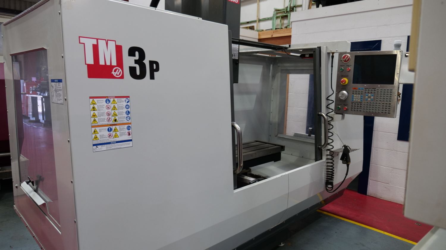 Haas TM-3p Mill (042) Image
