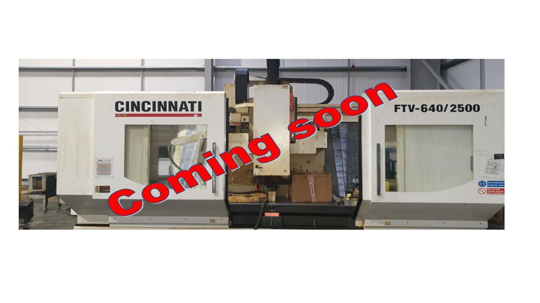 Cincinnati FTV-640/2500 Image